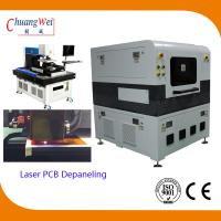 Stress Free Laser Laser Singulation Machine With 18W UV Laser Head