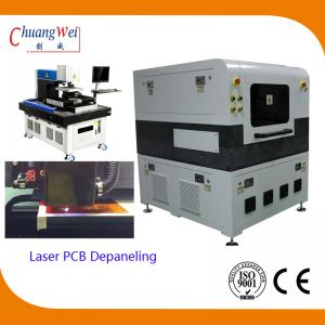 China FPC PCB   Laser separator   With 18W UV Laser Head  PCBA  FPCA on sale