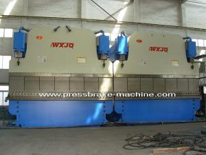 China Équipement de recourbement de 3200 T de presse d'acier tout acier électrique de frein on sale
