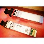 Sfp Module HUAWEI Network Switches 622M 1310nm 40km Transmission Distance
