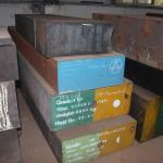Hardness HRC28-34 Forged Steel Block Thickness 150-500mm For Tools And Die