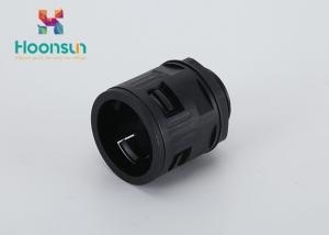 China Waterproof Union Nylon Cable Gland Flexible Pipe For Plastic Hose Fitting on sale