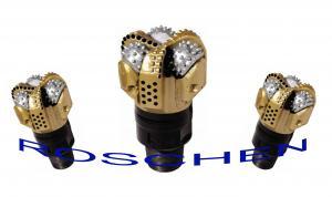 China Oil / Gas Drilling Rig Drill Bit, Kymera Hybrid Roller Cone Drill Bit API Reg Pin Thread on sale