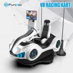Thrilling 0.7KW 9D VR Simulator For Shopping Mall Size 2100*2000*2100mm