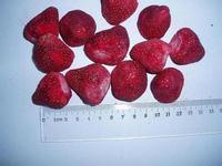 China Freeze Dried strawberry on sale