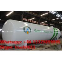wholesale best price 115m3 surface propane gas storage tank, HOT SALE bottom price 115,000Liters lpg gas storage tank