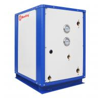 Geothermal Water To Water Heat Pump , Commercial Hot Water Heater Pump For Pool Heating