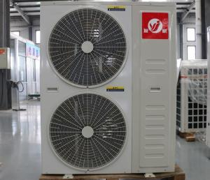 China WIFI Control Household Heat Pump Heating Cooling Interiorinput 3.8/3.9 KW on sale