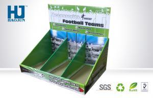 China Caja de presentación acanalada de la alfombrilla de ráton colorida de CMYK, papel acanalado PDQ on sale