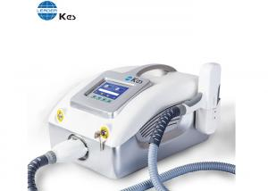 China Q-Switched ND YAG Laser Tattoo Removal Machine , Age Spot Removal Machine on sale