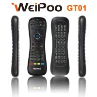 Wireless 2.4G Fly Air Mouse Remote for Smart TV,tv Box,projector,video meeting