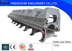 China Digital Control Metal Forming Machinery Folder And Slitter on sale
