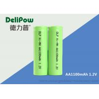 AA High Power Rechargeable Battery , Low Discharge Rechargeable Batteries 2400mAh