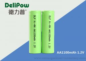 China AA High Power Rechargeable Battery , Low Discharge Rechargeable Batteries 2400mAh on sale