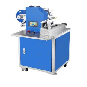 China Wooden spoons labeling machine ,table labeling machine for round, sticker labeling machine for square bottle on sale