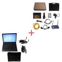 BMW ICOM A2+B+C Auto Diagnostic Tools Lenovo T410 Laptop I5 CPU 4GB Memory