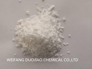 China White Flake Calcium Chloride Compound Snow Melting Agent COA Certificated on sale