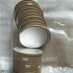 China Atomization Sensor Piezo Ceramic Element For Ultrasond Vibration Equipment on sale