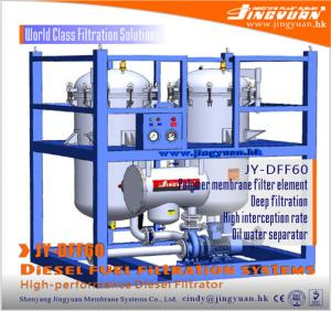 China JY-DFF60 Diesel Filter/Water Separator on sale