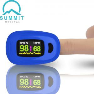 China OLED Pulse Oxygen Meter on sale