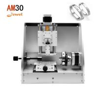 CNC Ring Engraving Machine, Finger Ring Needle Marking machine & jewelry machine