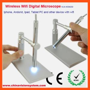 China Android and Smartphone Wireless Wifi Digital Microscope on sale