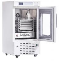China Blood Bank High Accuracy Sensor Platelet Incubator With Foamed Glass Door on sale