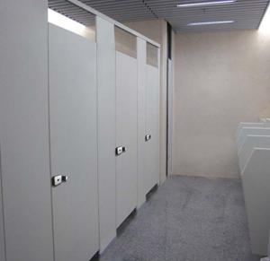 China formica toilet partition on sale
