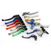 Custom Brake And Clutch Levers For Motorcycles