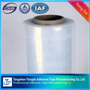 China PE stretch film for hand use and machine use on sale