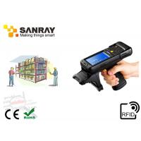 WinCE 6.0 OS Handheld UHF RFID Reader Writer ISO18000-6C 32GB