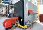 Textile Industry Gas Steam Boiler, 2 Ton Industrial Diesel Oil LPG Steam Boiler
