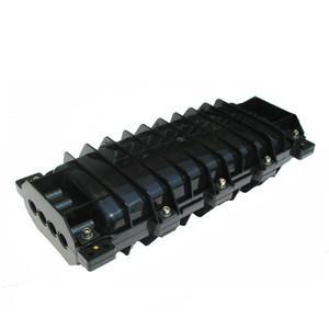 China Compact Optical Fiber Cable Joint Closure / Outdoor Fiber Optic Splice Enclosure on sale