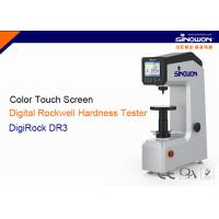 Touch Screen Digital Rockwell Hardness Tester With Motorized Loading Control