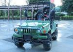 China Adult Chain Drive 200cc Go Kart Buggy Mini Jeep Go Kart 85km/H wholesale