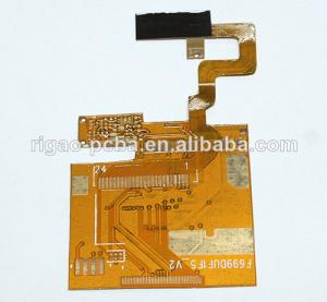 China Digital camera Prototype PCB Assembly Polyimide LCD Display FPC Connector on sale