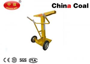 China .Auto Stand Trailer Stabilizing J for construction with low price and high quality T730642.Rubber Wheel Jack on sale