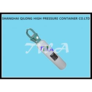 China EN 1964 Standard Stainless Steel Gas Cylinder / Medical Supplies Oxygen Tank on sale