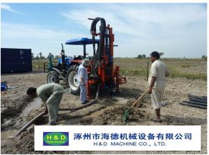 China HD-T100D Tractor Water Well on sale