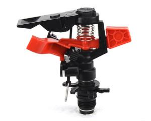 China Agriculture Low Flow Impact Sprinkler Male Impact Lawn Sprinklers IS09000 Certification on sale