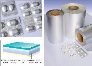 China OPA/Al/PVC Aluminum Stamping on sale