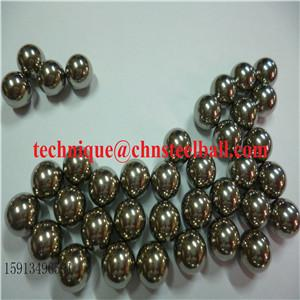 1/'/' AISI 304 Stainless Steel Bearing balls Grade 100 25.4mm AISI304