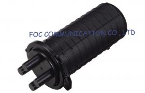 China Fiber Optic outdoor splice box / dome closure 288Core Ribbon Fan Out on sale