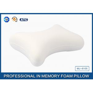 China Orthopedic Bone Memory Foam Car Neck Pillow for Automobile Decorative Neck Pillow on sale