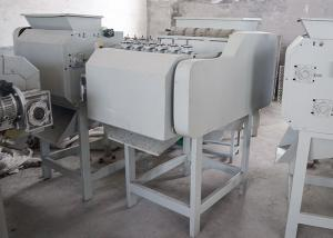 China Commercial Cashew Nut Breaking Machine High Efficiency Simple Operation on sale