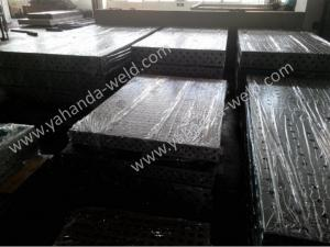 China 3D Welding tables (3000x1500x200mm) on sale