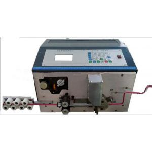 China Automatic Battery Cable Stripping Bending Cutting Machine on sale