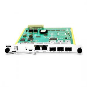 China Systematic Communication and Control Unit It Supports 2 RJ45 and 3 SFP Ports and Web or SNMP Network Control on sale