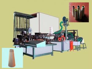 China automatic paper cone making machine on sale