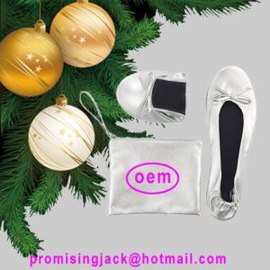 China Foldable Ballet Flats that Fit in Your Purse are Great as Wedding Favors & Bridesmaid Gifts. Bulk Discounts Available on sale